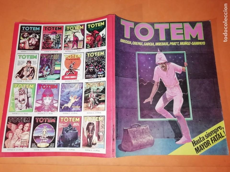 TOTEM Nº 37. NUEVA FRONTERA . 1977 (Tebeos y Comics - Nueva Frontera)