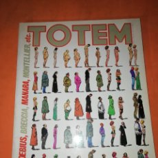 Cómics: TOTEM Nº 40 . EDITORIAL NUEVA FRONTERA 1977. Lote 224233127