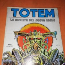 Cómics: TOTEM Nº 3. EDITORIAL NUEVA FRONTERA. Lote 224234513
