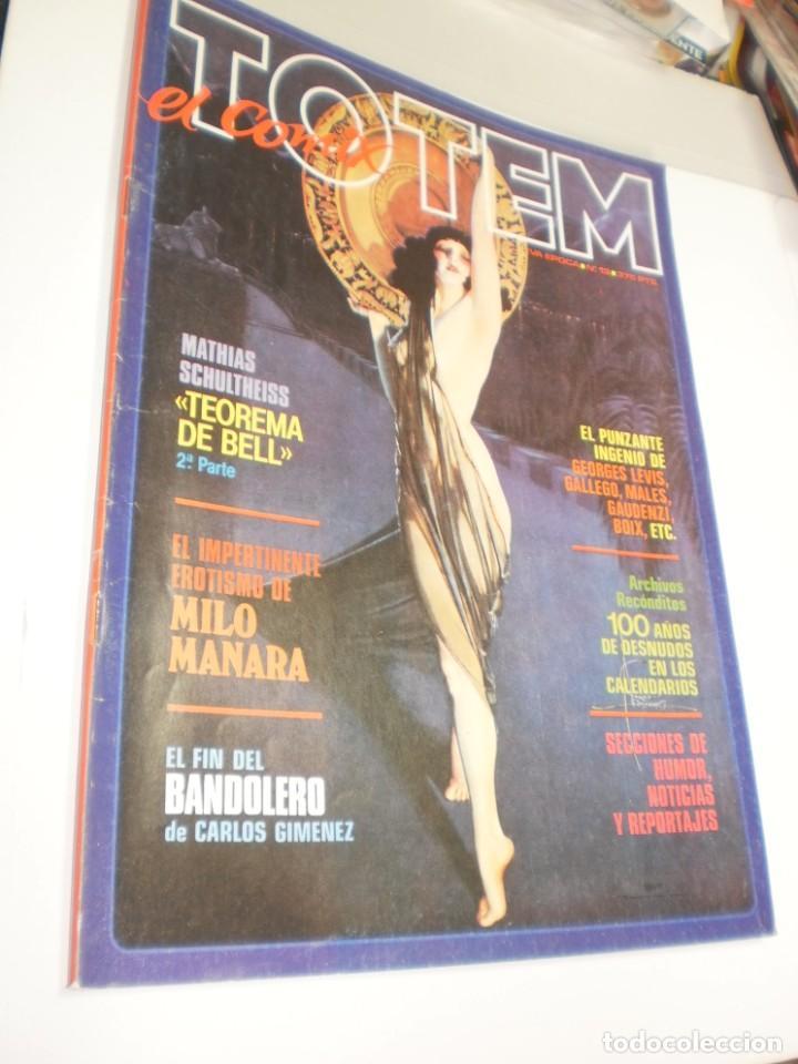 TOTEM COMIX Nº 13 82 PÁG. (BUEN ESTADO) (Tebeos y Comics - Nueva Frontera)