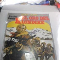 Cómics: SÚPER-TOTEM Nº 14 EL ORO DE KLONDIKE. ALARICO GATTIA 54 PÁG COLOR (CÓMIC EN BUEN ESTADO ). Lote 224605227