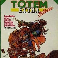 Cómics: TOTEM EXTRA ANTOLOGIA Nº 1 (RETAPADO CO LOS NUMEROS 8, 9 Y 14 DE TOTEM EXTRA) NUEVA FRONTERA SUB01R. Lote 225861610