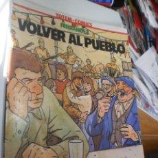 Cómics: TOTEM CÓMICS Nº7 FERRÁNDEZ. VOLVER AL PUEBLO COLECCIÓN VÉRTIGO (BUEN ESTADO, LEER). Lote 226201085