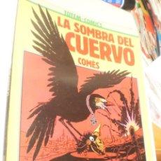 Cómics: TOTEM CÓMICS Nº4 LA SOMBRA DEL CUERVO. COMÈS. COLECCIÓN VÉRTIGO (BUEN ESTADO). Lote 226201295