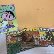 Cómics: TOTEM Y NEKO. Lote 226838085