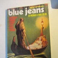 Comics: SUPER BLUE JEANS Nº 22 UEVA FRONTERA TOPPI BRECCIA ORTIZ ARX21. Lote 228045350
