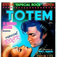 Fumetti: REVISTA TOTEM EXTRA Nº 6 - ESPECIAL ROCK Nº 1 - NUEVA FRONTERA - 1978 - 106 PAGINAS. Lote 234893030