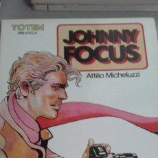 Comics : X JOHNNY FOCUS, DE MICHELUZZI (BIBLIOTECA TOTEM). Lote 235146370