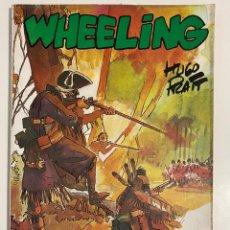Cómics: WHEELING. HUGO PRATT. TOTEM BIBLIOTECA. EDITORIAL NUEVA FRONTERA.. Lote 236157700