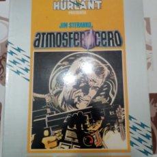 Comics: ATMOSFERA CERO: JIM STERANKO: METAL HURTLANT: COLECCION HUMANOIDES. Lote 237328980