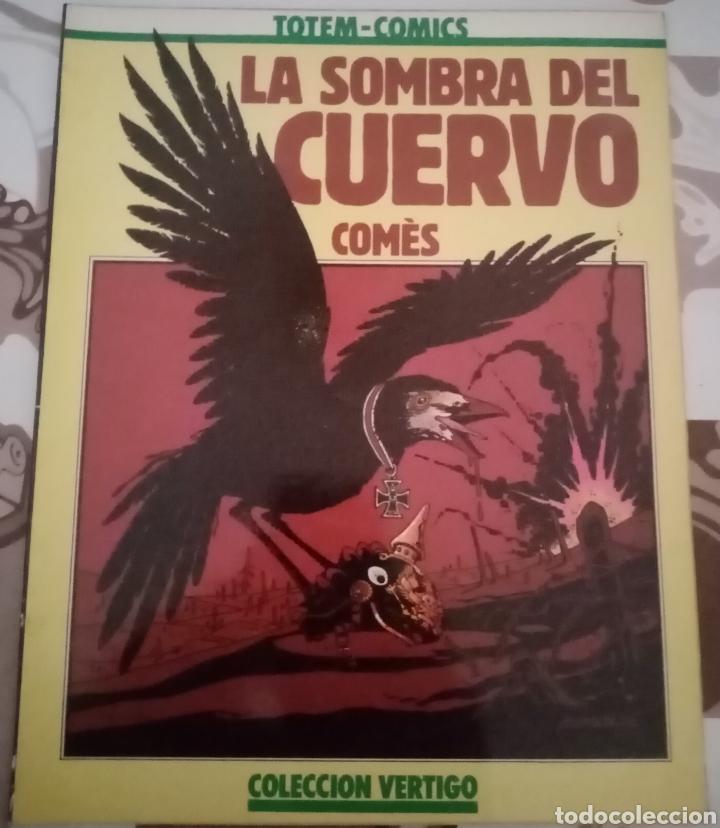 LA SOMBRA DEL CUERVO: COLECCION VERTIGO: COMES: TOTEM (Tebeos y Comics - Nueva Frontera)