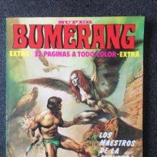 Comics : SUPER BUMERANG - Nº 16 - REVISTA DE CÓMIC - 1ª EDICION - NUEVA FRONTERA - 1979 - ¡COMO NUEVO!. Lote 237672780