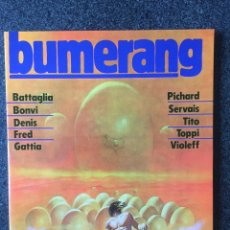 Comics: SUPER BUMERANG - Nº 23 - REVISTA DE CÓMIC - 1ª EDICION - NUEVA FRONTERA - 1980 - ¡NUEVO!. Lote 237677665