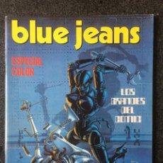 Comics : BLUE JEANS - Nº 7 - REVISTA DE CÓMIC - 1ª EDICION - NUEVA FRONTERA - 1978 - ¡NUEVO!. Lote 237681745