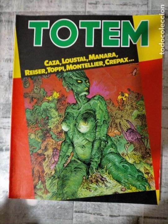 TOTEM N 23 (Tebeos y Comics - Nueva Frontera)