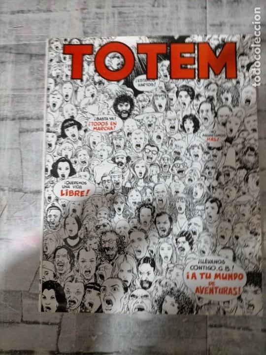 TOTEM N 52 (Tebeos y Comics - Nueva Frontera)