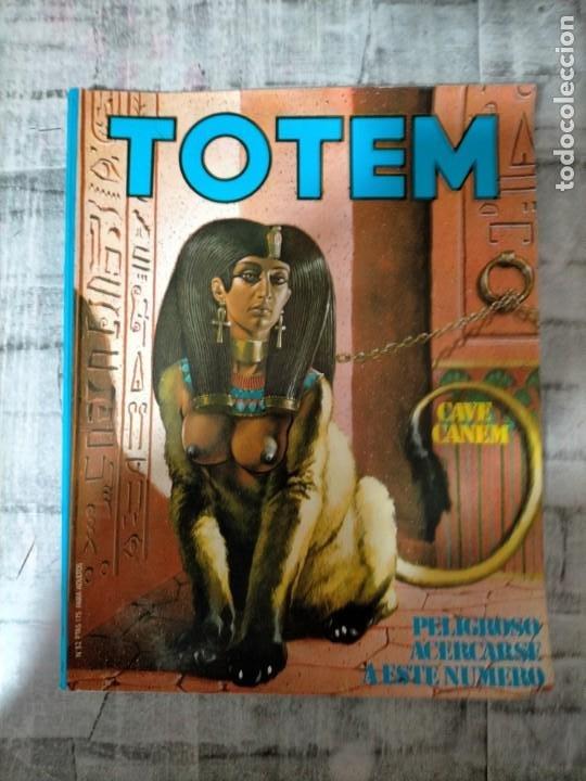 TOTEM N 32 (Tebeos y Comics - Nueva Frontera)