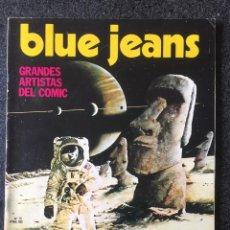 Comics : BLUE JEANS - Nº 13 - REVISTA DE CÓMIC - 1ª EDICION - NUEVA FRONTERA - 1978 - ¡COMO NUEVO!. Lote 237705780