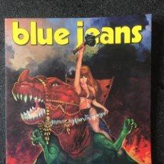 Comics : SUPER BLUE JEANS - Nº 26 - REVISTA DE CÓMIC - 1ª EDICION - NUEVA FRONTERA - 1979 - ¡NUEVO!. Lote 237719665