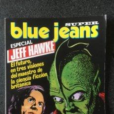 Comics : SUPER BLUE JEANS - Nº 28 - REVISTA DE CÓMIC - 1ª EDICION - NUEVA FRONTERA - 1979 - ¡COMO NUEVO!. Lote 237720125