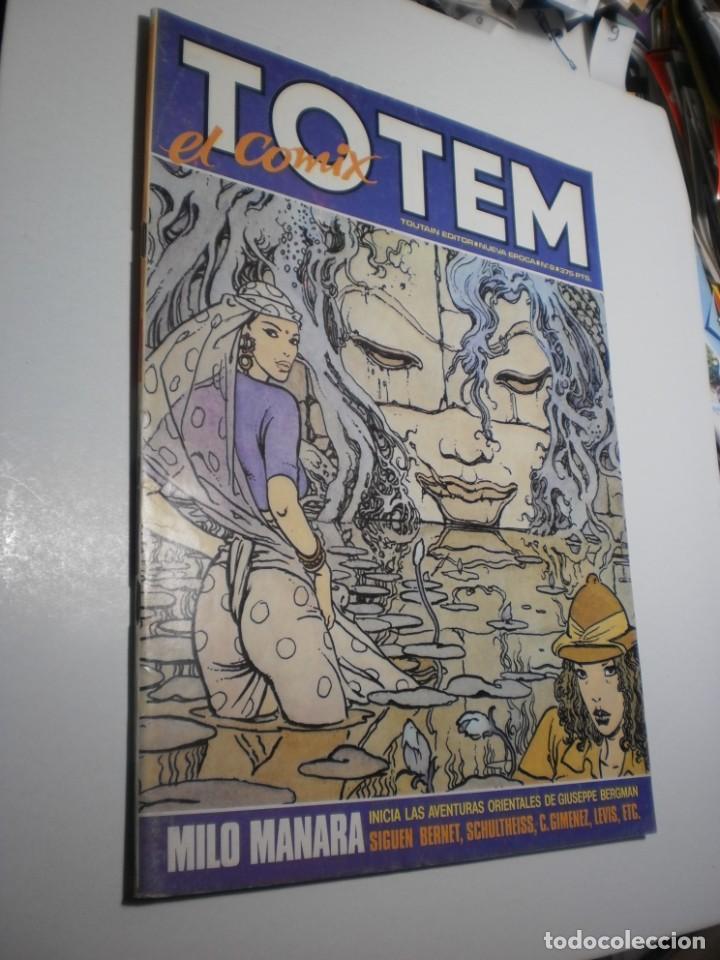 TOTEM EL COMIX Nº 9 (BUEN ESTADO) (Tebeos y Comics - Nueva Frontera)
