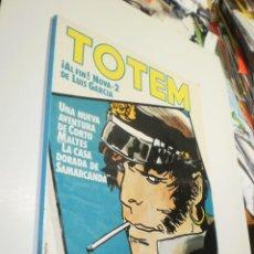 Cómics: TOTEM Nº 34 CORTO MALTÉS. NOVA 2 LUIS GARCÍA (BUEN ESTADO). Lote 237903805