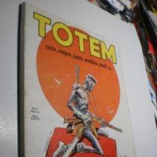 Comics : TOTEM Nº 23. CAZA, CREPAX, JONES, MOEBIUS, PRATT, CARLOS GIMÉNEZ (BUEN ESTADO). Lote 237918080