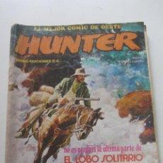 Comics: HUNTER, EL MEJOR CÓMIC DEL OESTE Nº 4 / RIEGO EDICIONES ARX52. Lote 238249115