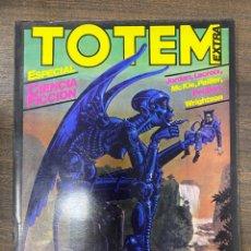 Cómics: TOTEM. EXTRA. Nº 21. ESPECIAL. CIENCIA FICCION. JORDAN, LACROIX, MCKIE, PAILLER, PETILLON, WRIGHTSON. Lote 239585640