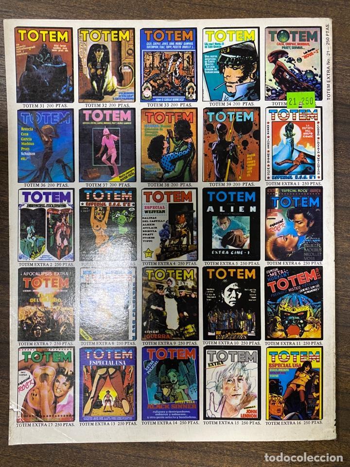 Cómics: TOTEM. EXTRA. Nº 21. ESPECIAL. CIENCIA FICCION. JORDAN, LACROIX, MCKIE, PAILLER, PETILLON, WRIGHTSON - Foto 3 - 239585640