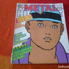 Cómics: METAL HURLANT Nº 26 ( MOEBIUS NAUFRAGOS DEL TIEMPO ). Lote 239757385
