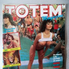 Comics : TOTEM MAGAZINE Nº 72 - NUEVA FRONTERA 1977. Lote 240087925