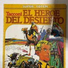 Cómics: SUPER -TOTEM Nº 17. EL HEROE DEL DESIERTO. TACCONI. EDITORIAL NUEVA FRONTERA. Lote 242085915