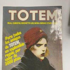 Cómics: TOTEM. Nº 56. BILAL-CHRISTIN/ROCHETTE-LOB/MORA-PARRAS/STARR-DRAKE.EDITORIAL NUEVA FRONTERA. Lote 242094990