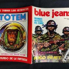 Cómics: BLUE JEANS - Nº 1 - NUEVA FRONTERA - MUY BUEN ESTADO -. Lote 242112570