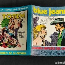 Cómics: BLUE JEANS - Nº 2 - NUEVA FRONTERA - MUY BUEN ESTADO -. Lote 242112735