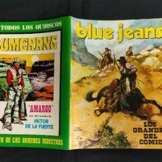 Cómics: BLUE JEANS - Nº 5 - NUEVA FRONTERA - MUY BUEN ESTADO -. Lote 242113550