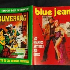 Cómics: BLUE JEANS - Nº 6 - NUEVA FRONTERA - MUY BUEN ESTADO -. Lote 242113780