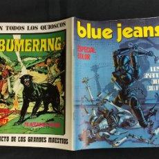Cómics: BLUE JEANS - Nº 7 - NUEVA FRONTERA - MUY BUEN ESTADO -. Lote 242114650
