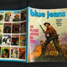 Cómics: BLUE JEANS - Nº 12 - NUEVA FRONTERA - MUY BUEN ESTADO -. Lote 242115745