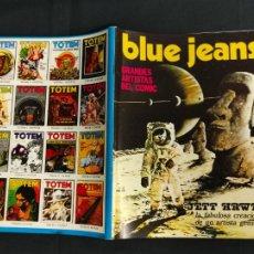 Cómics: BLUE JEANS - Nº 13 - NUEVA FRONTERA - MUY BUEN ESTADO -. Lote 242115905