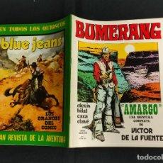 Cómics: BUMERANG - Nº 1 - NUEVA FRONTERA - MUY BUEN ESTADO -. Lote 242116270