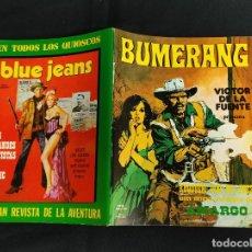 Cómics: BUMERANG - Nº 2 - NUEVA FRONTERA - MUY BUEN ESTADO -. Lote 242116475