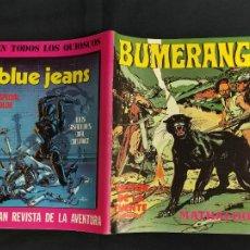 Cómics: BUMERANG - Nº 3 - NUEVA FRONTERA - MUY BUEN ESTADO -. Lote 242116670