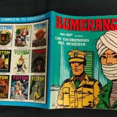 Cómics: BUMERANG - Nº 5 - NUEVA FRONTERA - MUY BUEN ESTADO -. Lote 242117075