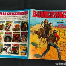 Cómics: BUMERANG - Nº 8 - NUEVA FRONTERA - MUY BUEN ESTADO -. Lote 242238715