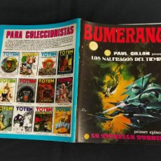 Comics: BUMERANG - Nº 9 - NUEVA FRONTERA - MUY BUEN ESTADO -. Lote 242238815