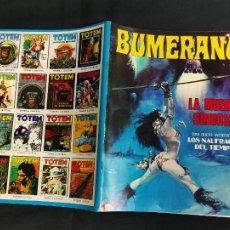 Comics: BUMERANG - Nº 10 - NUEVA FRONTERA - MUY BUEN ESTADO -. Lote 242238890