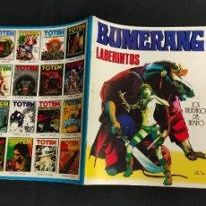Cómics: BUMERANG - Nº 11 - NUEVA FRONTERA - MUY BUEN ESTADO -. Lote 242238975