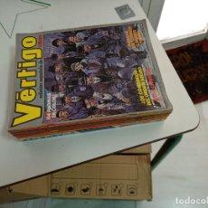 Cómics: X VERTIGO 1 A 12 (COMPLETA. NUMEROS 9 A 12 EN RETAPADO) (NUEVA FRONTERA). Lote 242302400
